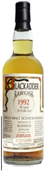 Blackadder Scotch Single Malt 1992...